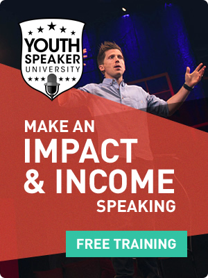 Youth Speaker University - Free Training